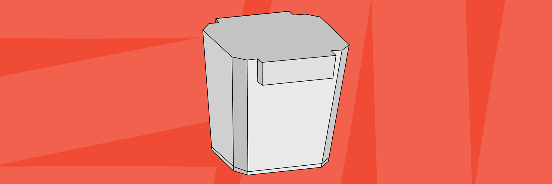 Vertical Jumbo Block from REAZN