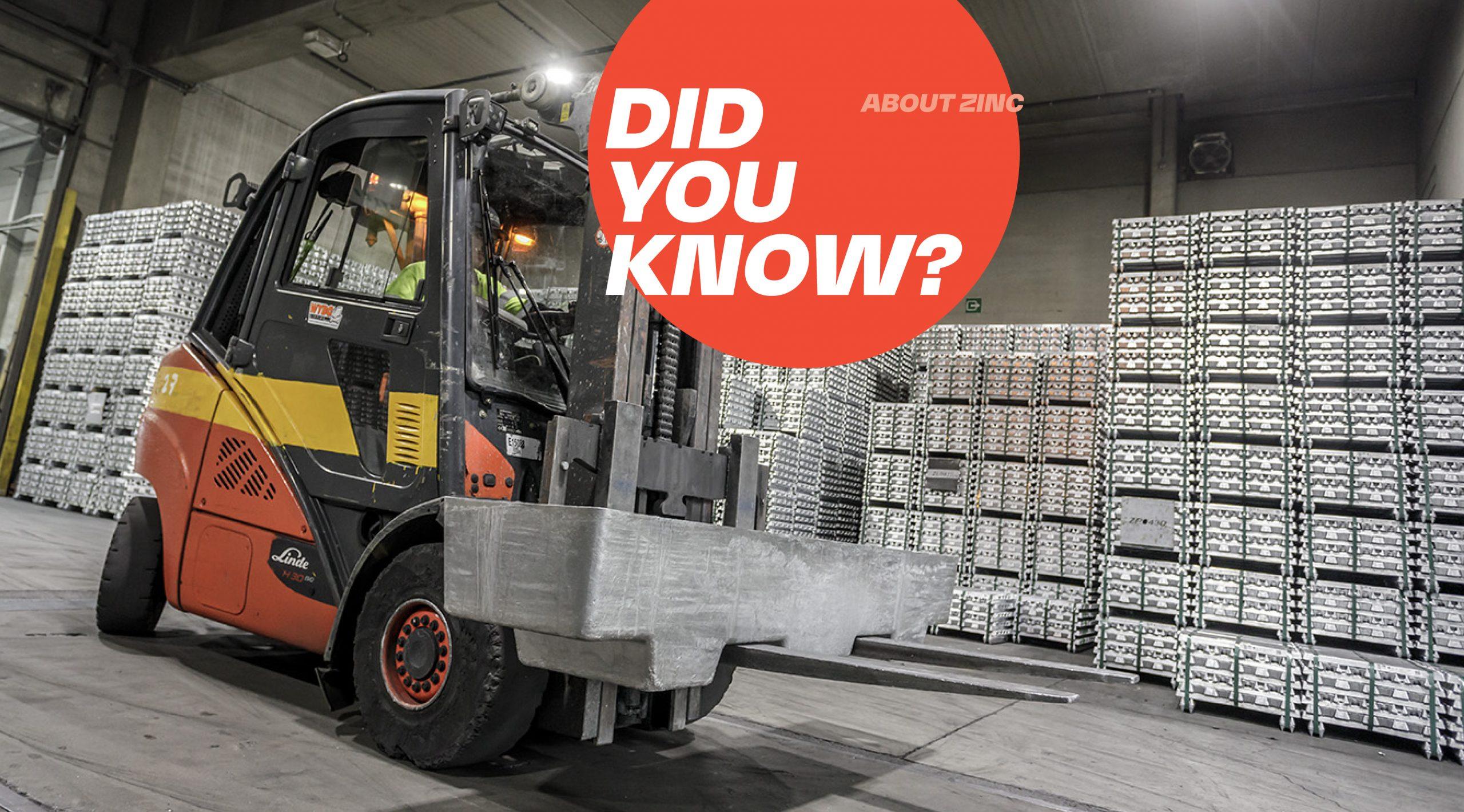 Facts about zinc